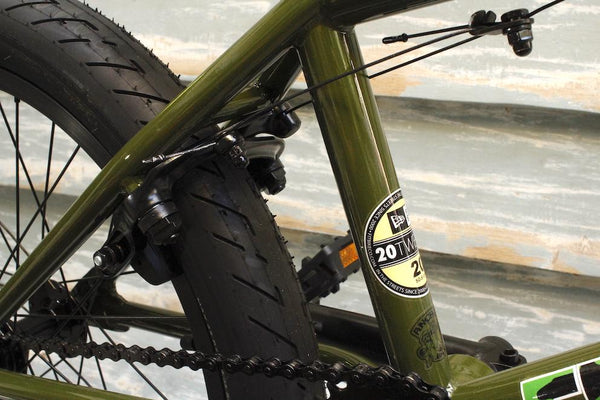 Fit Bike Co. -Fit Bike Co STR XL 2020 Gloss Army Green -Complete Bikes -Anchor BMX