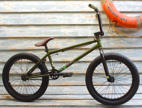 Fit Bike Co STR XL 2020 Gloss Army Green