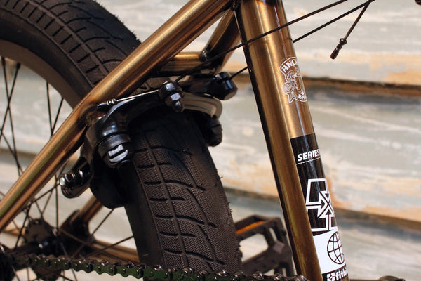 Fit Bike Co Series One 2020 Trans Gold