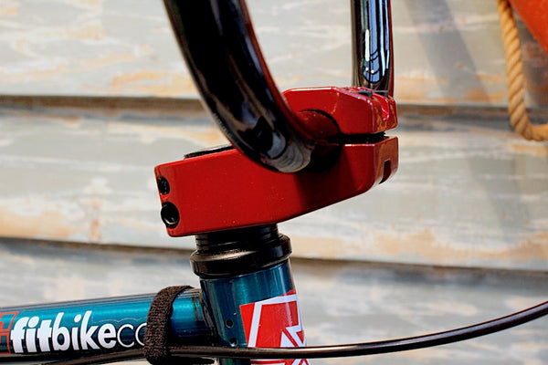 Fit Bike Co Series One 2020 Trans Teal
