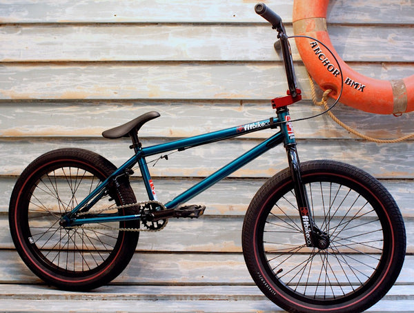 Fit Bike Co Series One 2020 Trans Teal - Anchor BMX