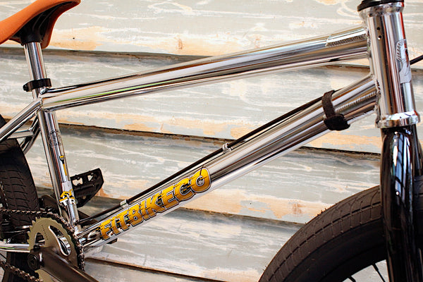 Fit Bike Co. -Fit Bike Co TRL 2020 Chrome -Complete Bikes -Anchor BMX