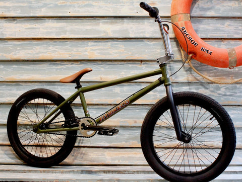 Fit Bike Co. -Fit Bike Co TRL XL 2020 Matt Army Green -Complete Bikes -Anchor BMX