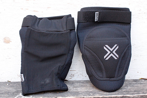 FUSE PROTECTION -Fuse Alpha Knee Pad -HELMETS + PADS + GLOVES -Anchor BMX