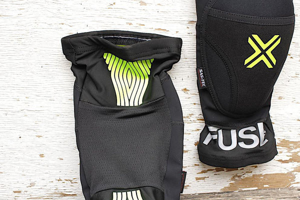 Fuse Omega Knee Pad - Anchor BMX