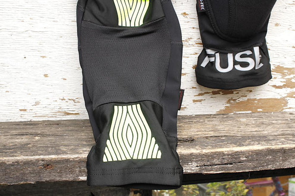 FUSE PROTECTION -Fuse Omega Knee Pad -HELMETS + PADS + GLOVES -Anchor BMX