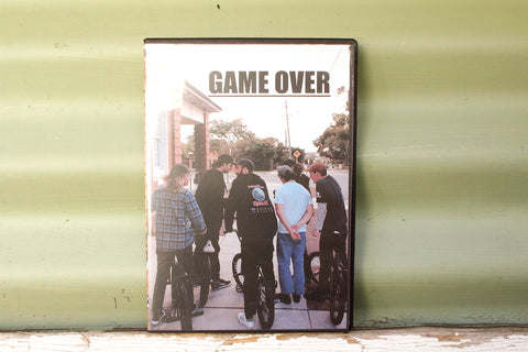Game Over Dvd