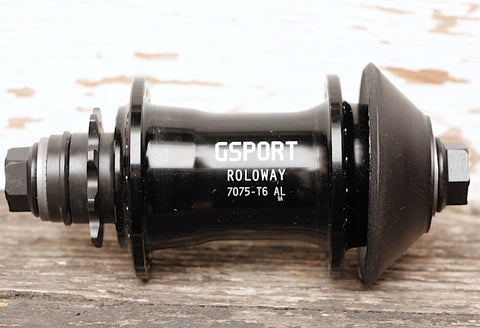 GSPORT -Gsport Roloway Cassette Hub -Hubs (rear) -Anchor BMX