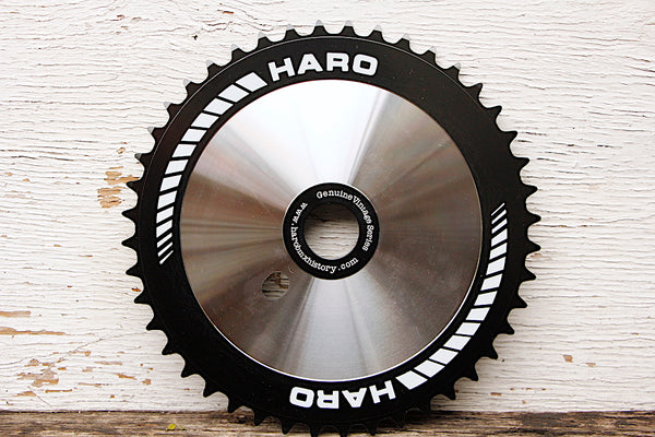 Haro Team Disc Sprocket black chainring