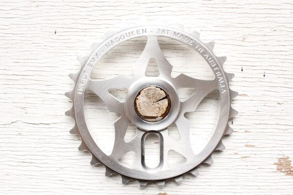 INPUT HADOUKEN SPROCKET - Anchor BMX