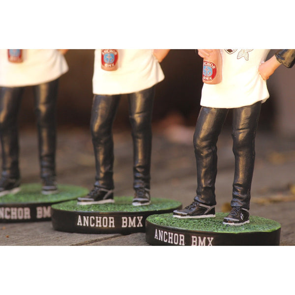 THE ANCHOR'S JIM BOBBLE HEAD - Anchor BMX