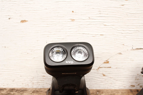 KNOG BLINDER ROAD TWINPACK - BIKE LIGHTS