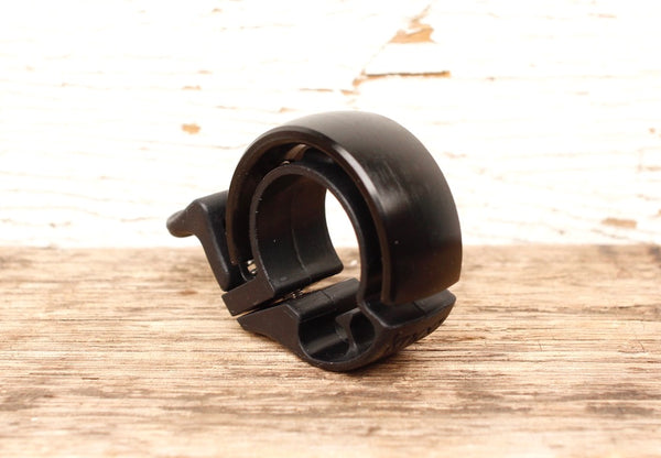KNOG OI BIKE BELL BLK SMALL