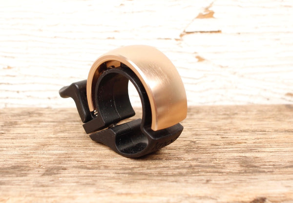 KNOG OI BIKE BELL BRONZE SMALL