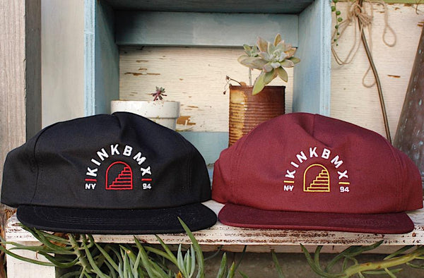 Kink Flight Hat - Anchor BMX