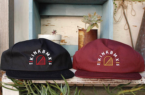 Kink -Kink Flight Hat -HATS + BEANIES + SHADES -Anchor BMX