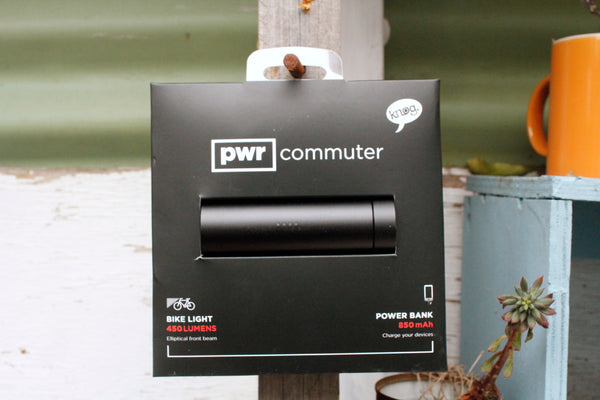 Knog PWR Commuter Light