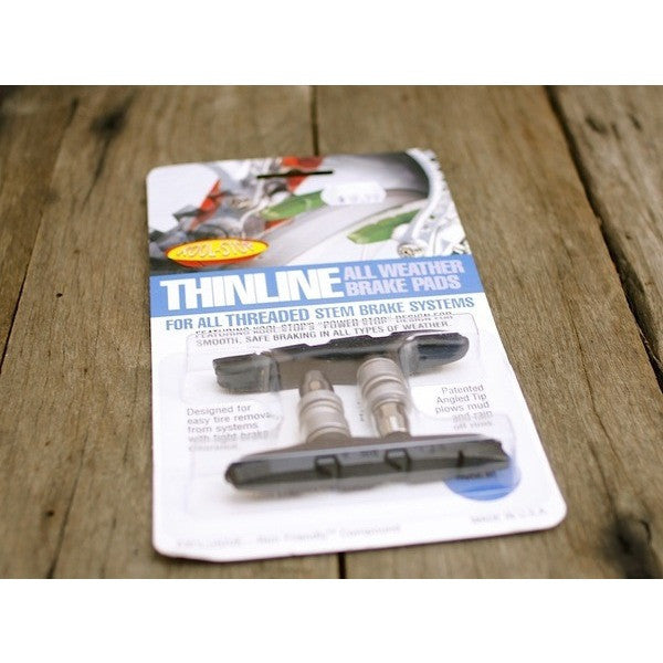 KOOL STOP -Kool Stop Thinline Brake Pads -BRAKES + PARTS -Anchor BMX