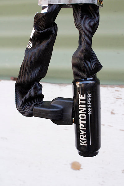 Kryptonite -Kryptonite Keeper Intergrated Chain -TOOLS + LOCKS + LIGHTS + PUMPS -Anchor BMX