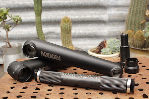 MADERA -Madera Bantam 22mm Cranks -CRANKS + PARTS -Anchor BMX