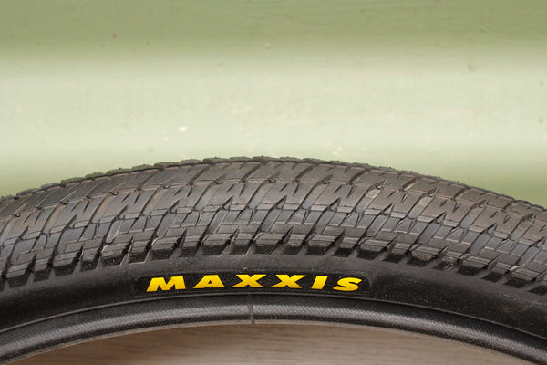 Maxxis -Maxxis DTH Tyre -TYRES + TUBES -Anchor BMX