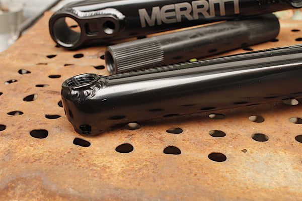 MERRITT BATTLE CRANKS / BMX CRANKS