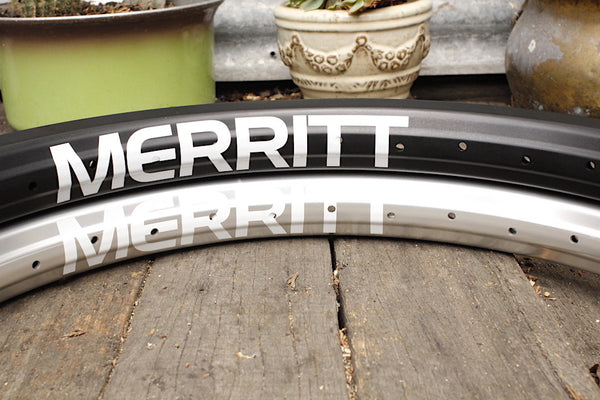 MERRITT BATTLE RIM / BMX RIMS