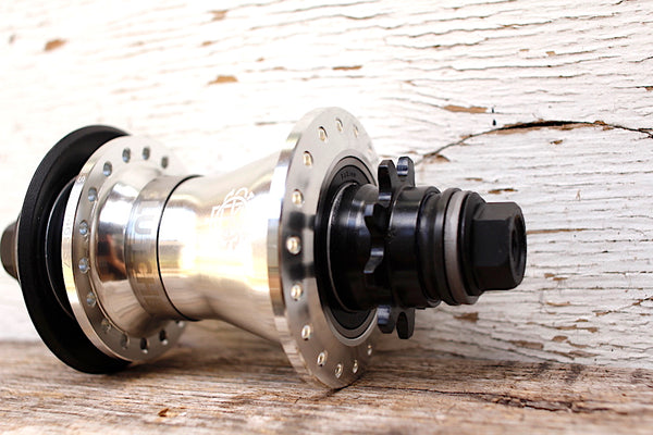 ODYSSEY CLUTCH V2 FREECOASTER HUB POLISHED
