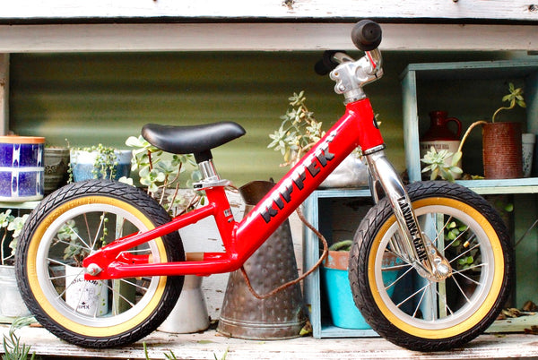 SE Bikes Micro Ripper 12 Inch Balance Bike Red