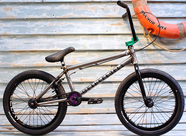 WETHEPEOPLE -WeThePeople Battleship 2020 Raw -Complete Bikes -Anchor BMX