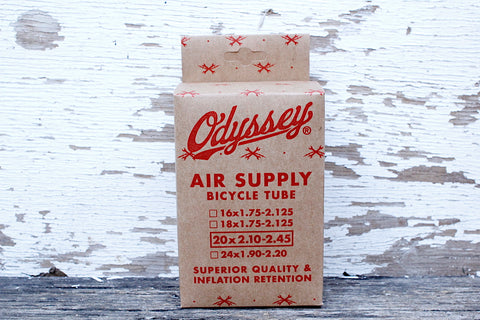 ODYSSEY -Odyssey Bmx Tube Air Supply -TYRES + TUBES -Anchor BMX