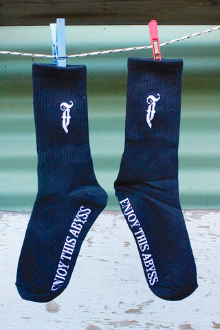 TEMPERED -Tempered Abyss Socks -Socks -Anchor BMX