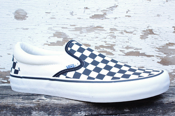 Vans -Vans Slip-On Pro Checkerboard -Shoes -Anchor BMX