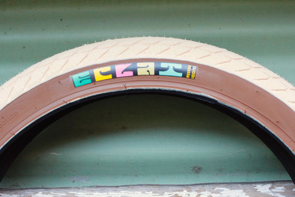 ECLAT -Eclat The Morrow Tyre -TYRES + TUBES -Anchor BMX
