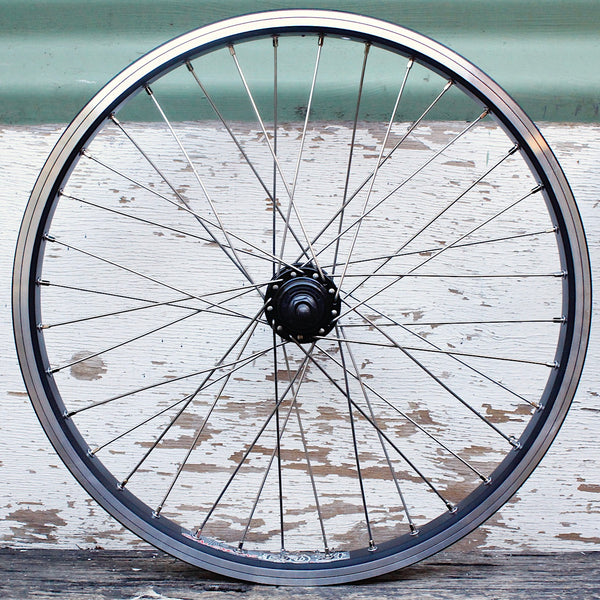 BPW -Alex DM-24 Rear wheel 3/8 Axle -WHEELS + SPOKES + BUILDS -Anchor BMX