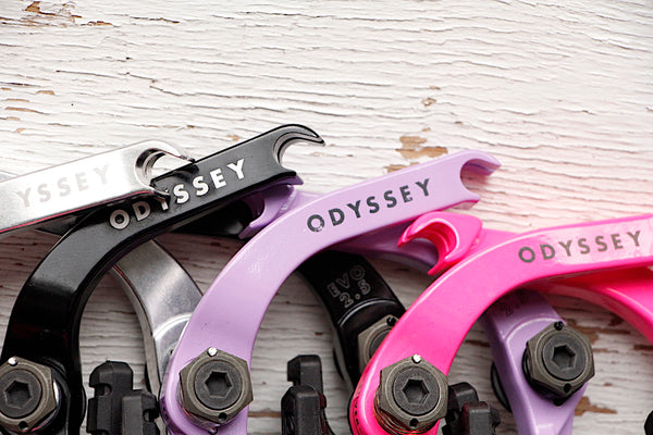 Odyssey Bmx Brake Kits In Colours