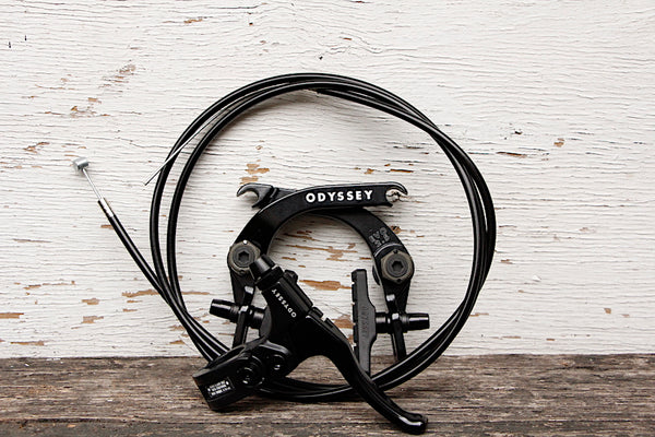 Odyssey Evo 2.5 Brake Kit Black