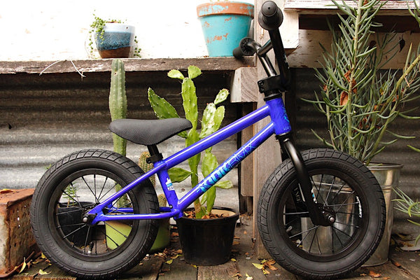 Kink Coaster Balance Bike Blue - Anchor BMX