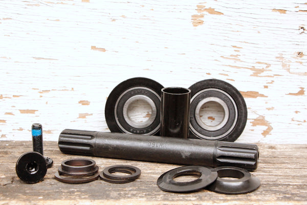 Bottom Bracket Set 8T American 19mm - Anchor BMX