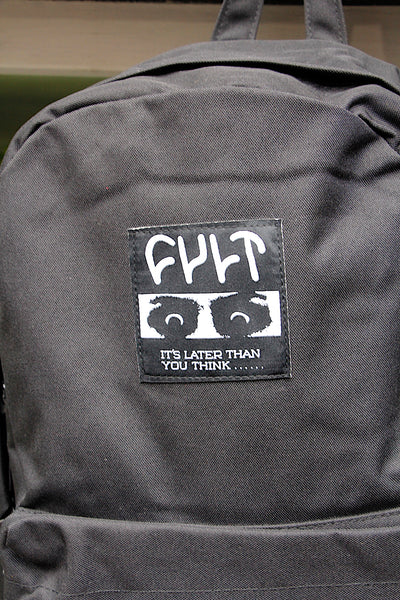 CULT -Cult Bricks Backpack -BAGS -Anchor BMX