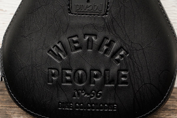 WETHEPEOPLE -WeThePeople Team Pivotal Seat Fat -Seats -Anchor BMX