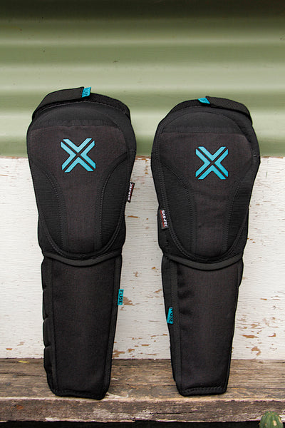 FUSE PROTECTION -Fuse Echo 100 Knee + Shin Combo -HELMETS + PADS + GLOVES -Anchor BMX