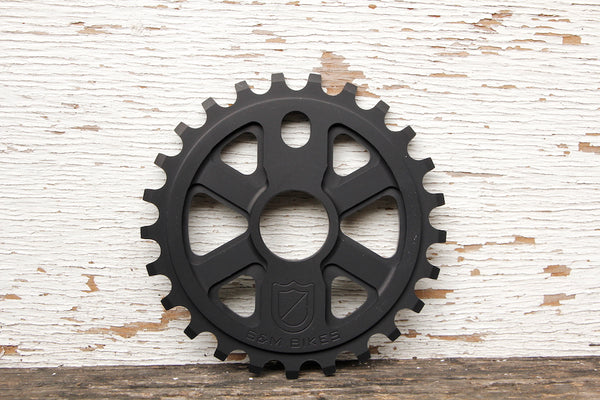 S&M X-Man Sprocket Black