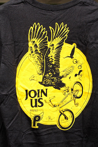 Profile Join Us Tee - Anchor BMX