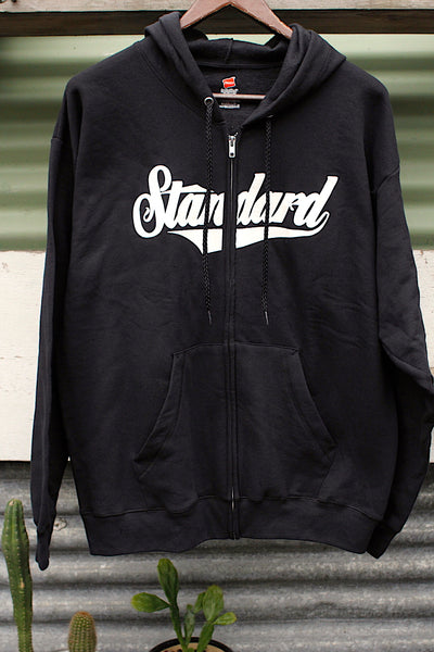 Standard Byke Co Zip Up Hoodie - Anchor BMX