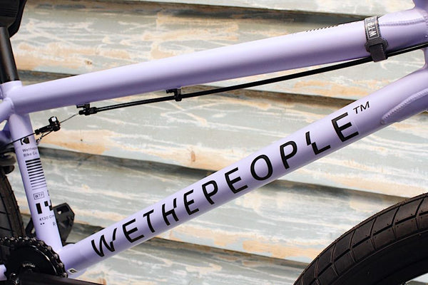 WETHEPEOPLE -WeThePeople Reason 2020 Matte Lilac -Complete Bikes -Anchor BMX