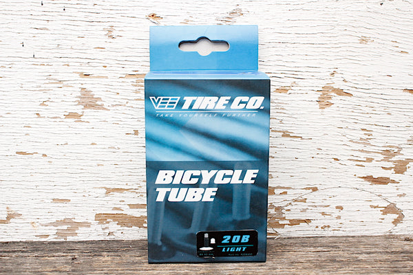 VEE TIRE CO -Vee Butyl Rubber (Ultra Lite) Bmx Tube -TYRES + TUBES -Anchor BMX
