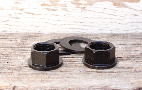 Profile Axle Nuts And Washers - Anchor BMX