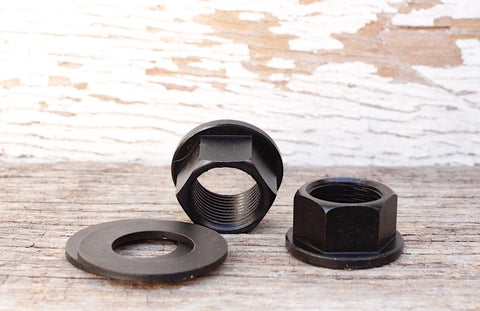 Profile -Profile Axle Nuts And Washers -HUB (PARTS) -Anchor BMX