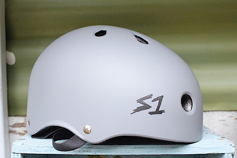 S1 Lifer Helmet Matte Grey